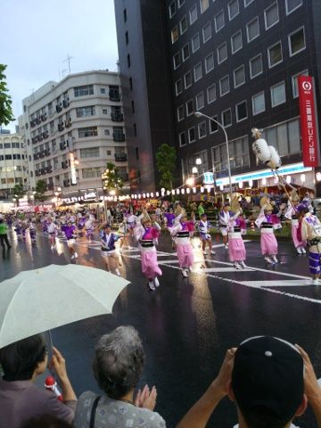 東京大塚阿波おどり
