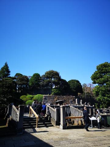 赤穂義士墓地
